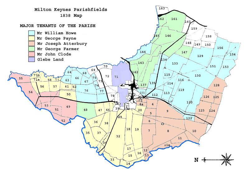 Milton Keynes Estate 1838