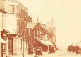 Wolverton postcard ALT TEXT